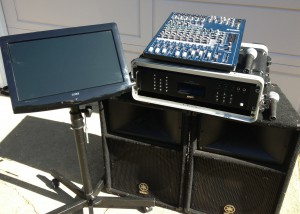 Karaoke Sound Equipment Rentals From A Karaoke DJ Rental