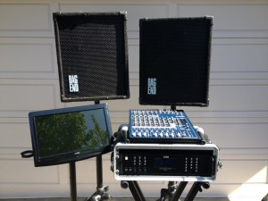 Karaoke Rental Equipment and Packages For Parties By A Karaoke DJ Rental